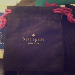 Kate Spade Jewelry Dustbag