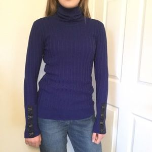 Simply Vera Vera Wang Sweaters - 💕🌺 Vera Wang Turtleneck Knit Top 🌺💕 Gifted