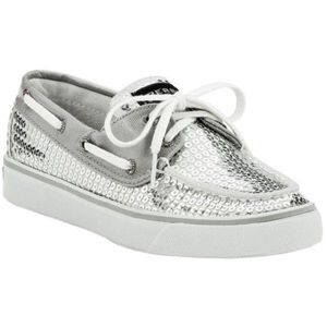 Sperry Top-Sider Shoes - Gorgeous glitter sperry boat shoes!