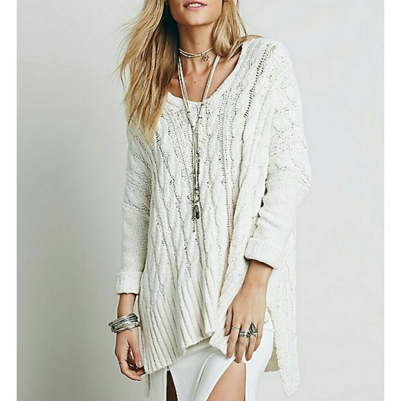 45% off Free People Sweaters - Free people oversized pullover ...