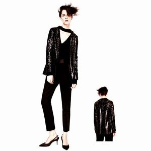 Bergdorf Goodman Jackets & Coats - HP🏆 BERGDORFS Sequined Jacket