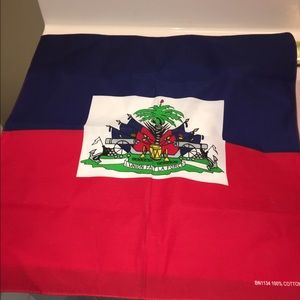 Accessories - Represent Haitian flag in a cool way brand new