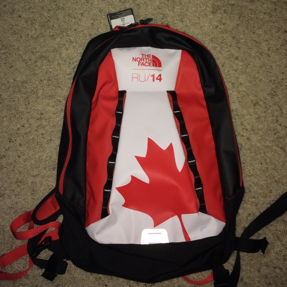 the north face backpack accessories