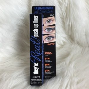 Benefit Other - Benefit They're Real Push Up Liner - Blue
