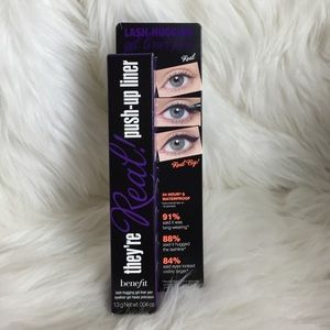 Benefit They're Real Push Up Liner - Purple
