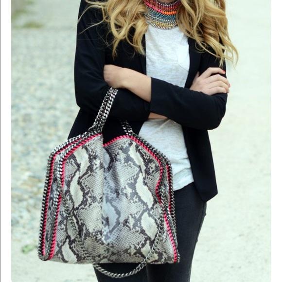 Bien connu 25% off Stella McCartney Handbags - ❌ SOLD Stella McCartney  CU83