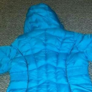 vertical9  Jackets & Coats - Blue Winter Coat worn 1nce