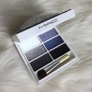 MAC Cosmetics Other - MAC Snow Globe Eyeshadow Palette (Cool)