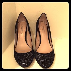 Embedded Zara shoes