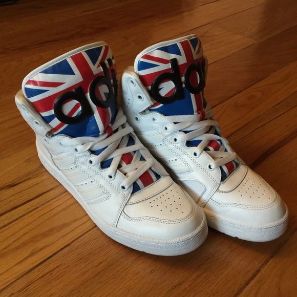 Adidas Jeremy Scott Flag UK