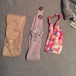 Headbands!!!! Selling together or apart