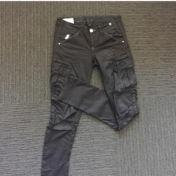 provide plenty of enjoy lowest price 2019 hot sale G-Star Raw cargo black pants ▪️