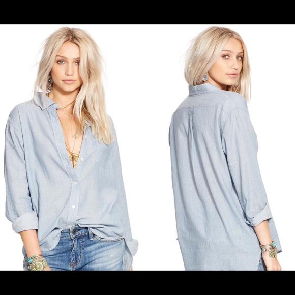 3452bc05 Denim Supply Ralph Lauren striped Boyfriend Shirt.  M_564d7b1dd3a2a71c32004dd5