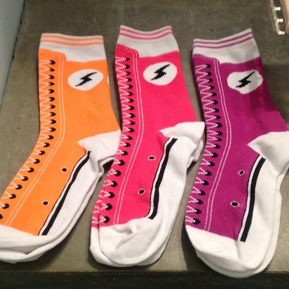 Socks looks like