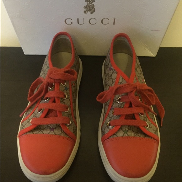 b5e009b6603 Gucci Other - Girls(kids) Gucci Sneakers