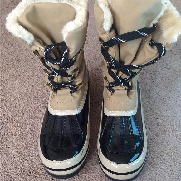 Airwalk Shoes - Airwalk women s size 9 snow boots 242d55659