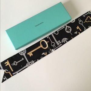 Tiffany & Co. Accessories - Tiffany & Co Handbag Scarf