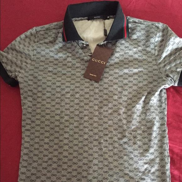 a771203f Gucci Shirts | Mens Tshirt Szs | Poshmark