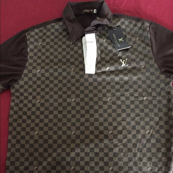 8b3ba14169df Mens Louis Vuitton T-shirt!