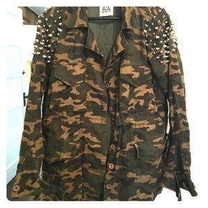 Unif AWOL Jacket Size Small