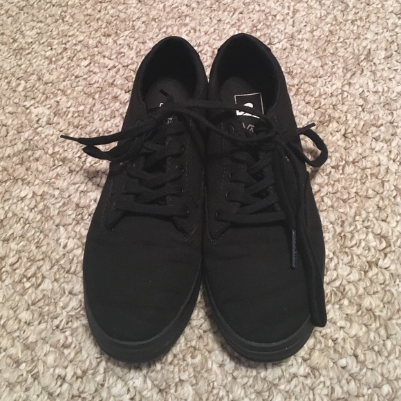 0761f089d9 All Black Vans DONT BUY. M 564e344f78b31c2c8a002a82