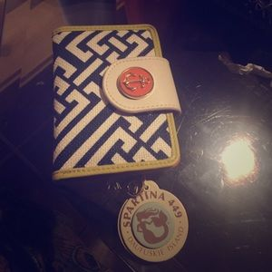 Spartina 449 Clutches & Wallets - Haig Point Yacht Club Mini Wallet