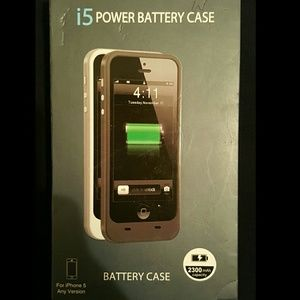 Iphone 5 Power Battery Case