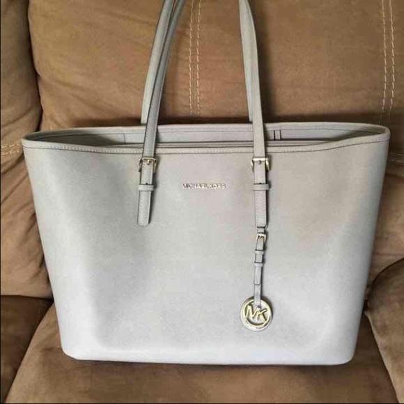 MK bag grey