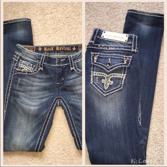 18% off Rock Revival Denim - Women&39s rock revival jeans from