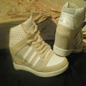 Adidas Shoes - Wedge sneakers