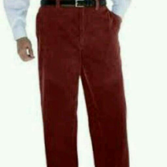 30% off king size Other - MEN BURGUNDY CORDUROY PANTS from ...