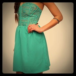 ✨💖✨HOST PICK✨💖✨Staring at stars Aztec dress