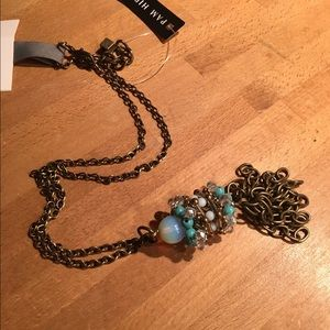 NWT Anthropologie Pam Hiran Necklace