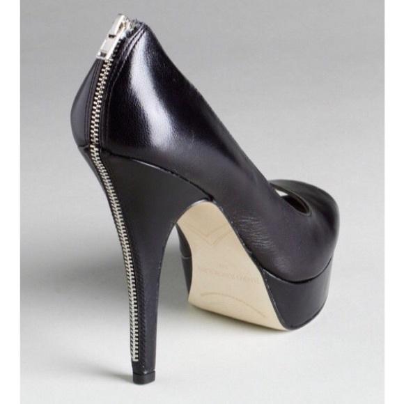 Enzo Angiolini Shoes - PRICE DROP   FIRM! Enzo Angiolini Back-Zip Pumps d654f6fe3da4