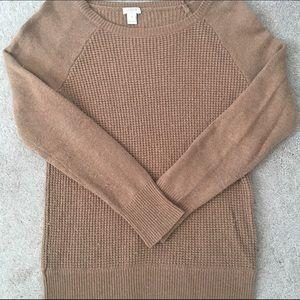 J. Crew Sweaters - Jcrew waffle knit sweater