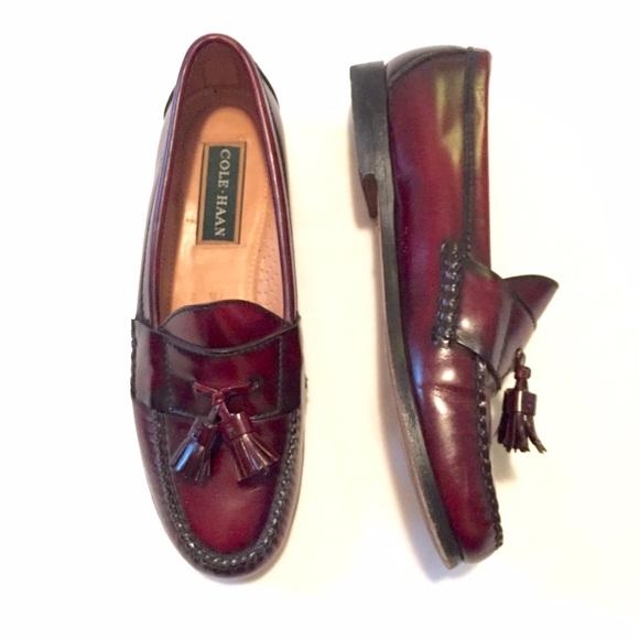 Cole Haan Shoes | Cole Haan Tassel