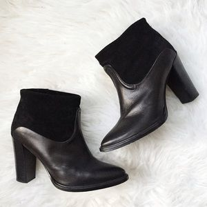 All Saints Shoes - SALE -- Allsaints black leather booties