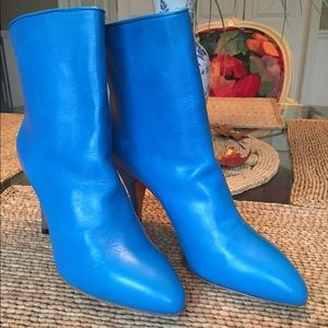 NWOT..HP💐Vintage..Capriccio Italian leather boots