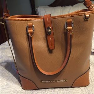 dooney and bourke purse/tote! payed $305 for it