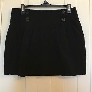 Dresses & Skirts - Black High Waisted Skirt
