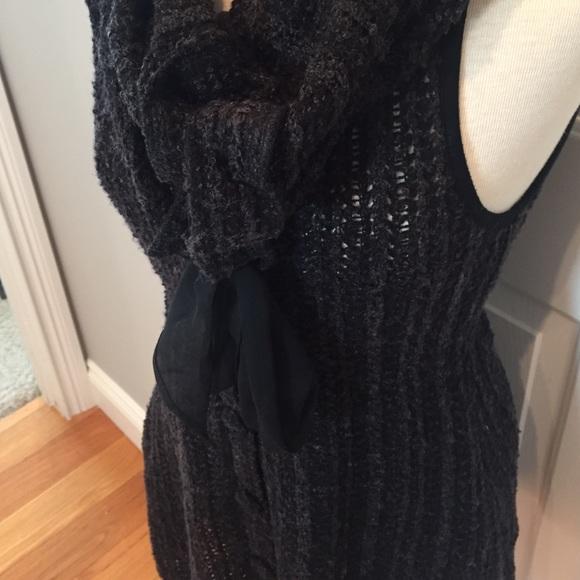 A'reve Tops - A'reve sweater vest tunic dress SALE
