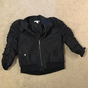 Kenneth Cole Winter Jacket Dark Jean