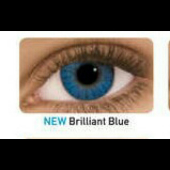other freshlook colorblends contacts brilliant blue poshmark