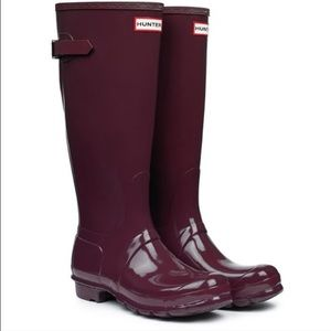 ISO hunter boots!!
