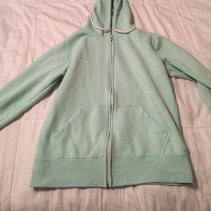 Mint hoodie