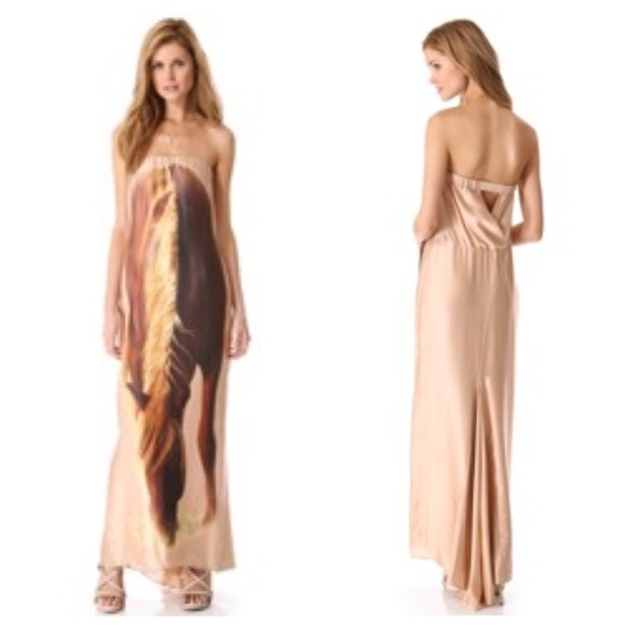 75% off Haute Hippie Dresses & Skirts - Haute Hippie NWT strapless ...
