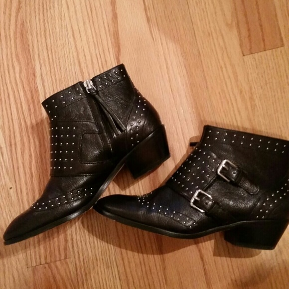 Rebecca Minkoff Leather Ankle Boots buy cheap best CeL4jrMC7