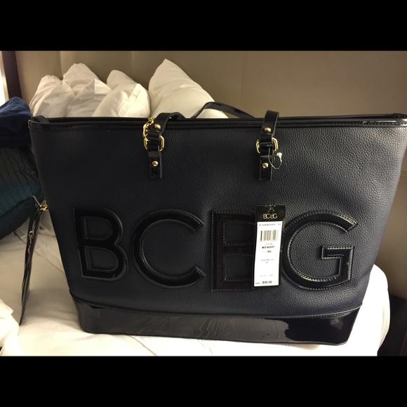 49% off BCBG Handbags - BCBG TOTE BAG...LAST MARKDOWN/SALE...$30 ...
