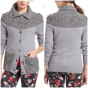 Anthropologie Sweaters - 💥PRICE DROP💥 Cablepom Cardigan