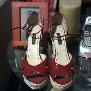 Ruby & bloom Shoes - Wedge heels